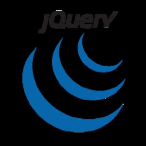 JQuery logo emagid web development software