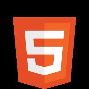HTML 5 logo emagid web development software